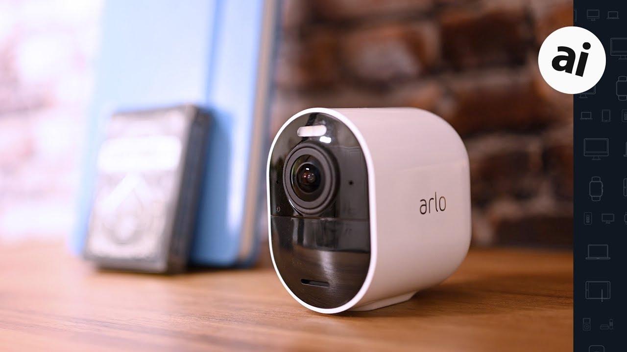 Review: Arlo Ultra is a 4K HomeKit-ready smart home camera