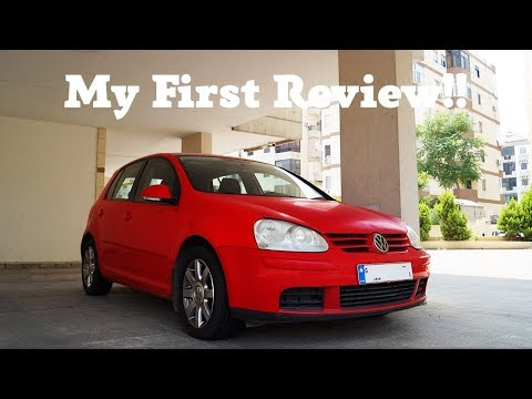 2007 VW Golf Rabbit 2.5 Full Review, Engine, and In Depth Tour - My first review 😅