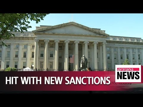 U.S. slaps sanctions on Russian shipping firms, vessels for violating UNSC resolutions