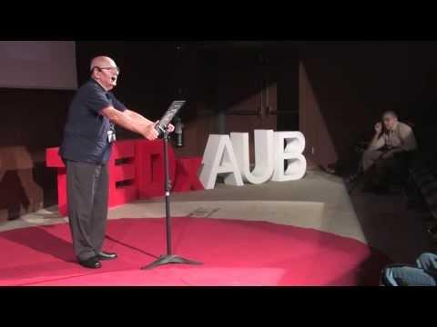 Life in Motion: Burhan Baradi at TEDxAUB