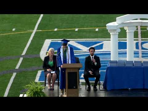 Mountain Island Charter School 2018 Valedictory