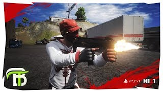 H1Z1 PS4 Gameplay | SOLO DUO CHALLENGE (H1Z1 PS4)