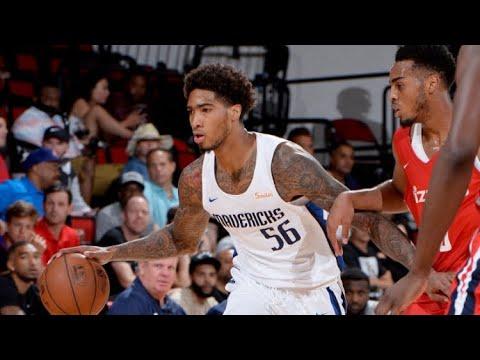 Ray Spalding Full Summer League Highlights - Dallas Mavericks