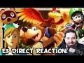 nintendo e3 direct 11062019 letsplaymarkus reaction