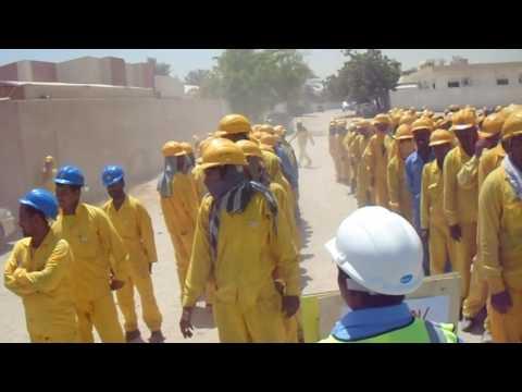 GCC Evacuation drill Oasis Mall Sharjah