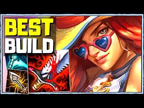 [9.21] BEST Miss Fortune Build   League Of Legends (Season 9)