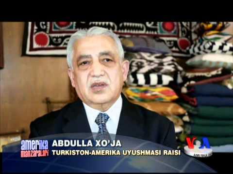 AQSh-O'zbekiston aloqalarining 20 yilligi/20 years of US-Uzbek relations