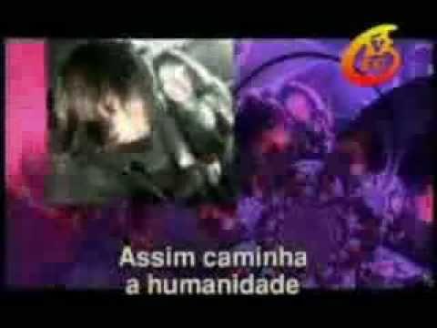 karaoke lulu santos - assim caminha  a humanidade.mpg