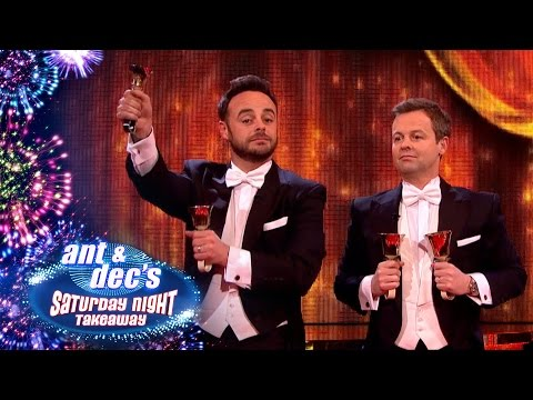 Can Ant & Dec Pull Off the Can-Can?