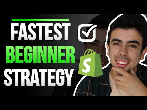 Best Strategy for Beginner Dropshippers in 2019 | Shopify thumbnail