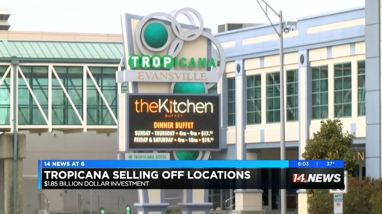 Tropicana Casino in Downtown Evansville has a new Owner