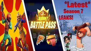 *NEW* Durr Burger And Pizza Consumables Coming To Fortnite + Wreck-It Ralph News