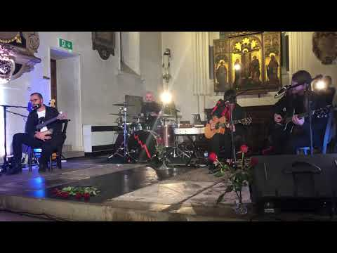 Dial Tones (Acoustic) - As It Is St Pancras Old Church 25/05/18