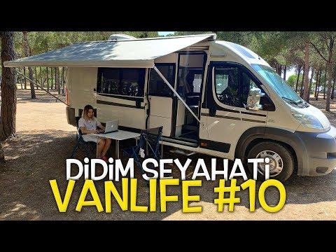 Karavan ile Didim Seyahati - VanLife #10