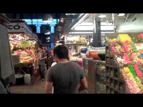 Vlog: World's Largest Farmers Market