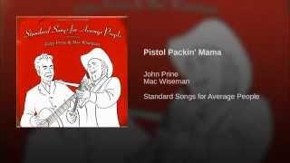 Pistol Packin