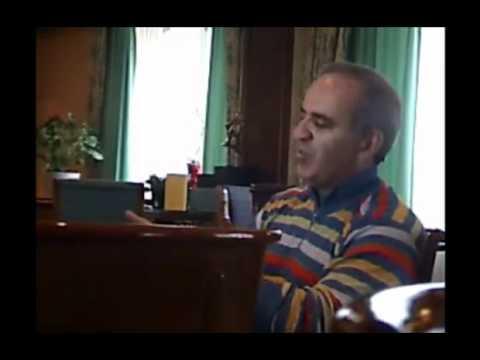 ICC ChessFM presents GM Alexei Yermolinsky's Game Of the Day - Kasparov - Short Match