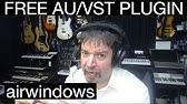 Airwindows Pop: Mac/Windows/Linux AU/VST - YouTube