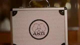 AKG C414 XLII Impressions