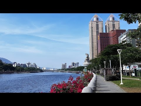 Kaohsiung vacation travel guide 4K