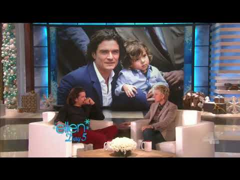 Orlando Bloom 2014 12 11 0000 US KNBC The Ellen DeGeneres Show 1326 1575