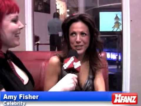 INTERVIEW w/ AMY FISHER AEE AVN 2008 SEX TAPE