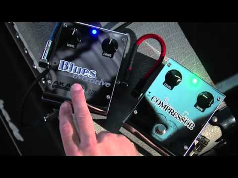 akai compressor guitar effects pedal youtube. Black Bedroom Furniture Sets. Home Design Ideas