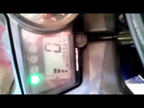 R15 ENGINE WARNING LIGHT