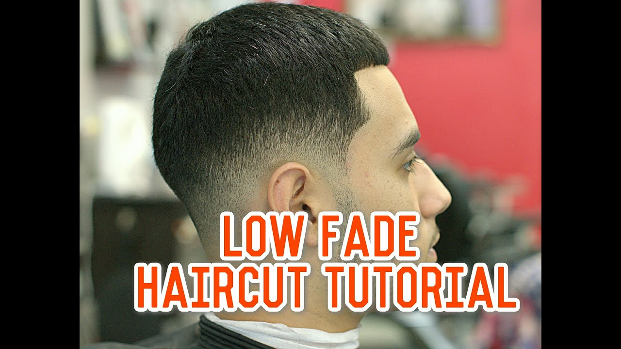 How To Do Low Drop Fade With Longer Hair On Top Haircut Tutorial