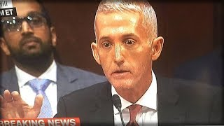 BREAKING: WITH THIS 1 QUESTION TREY GOWDY NAILED JOHN BRENNAN & GAVE TRUMP THE BEST GIFT OF HIS LIFE