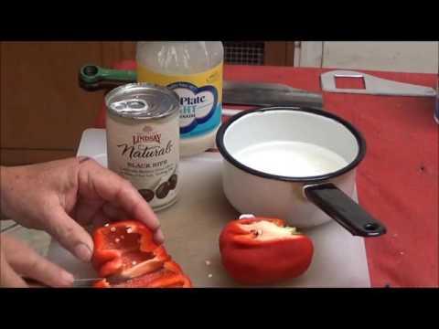 Billy Joe Paring Knife Makes Pimiento & Cheese and Collard Greens