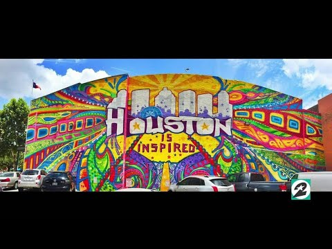 Houston's Godfather of Street Art