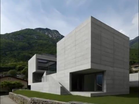 Design Of Monolithic Concrete House With Elements - YouTube on millennium home designs, stone home designs, hybrid home designs, super home designs, rustic home designs, universal home designs, monolith home designs, block home designs, simplistic home designs, basic home designs, majestic home designs, brick home designs, epic home designs, simple home designs, linear home designs,