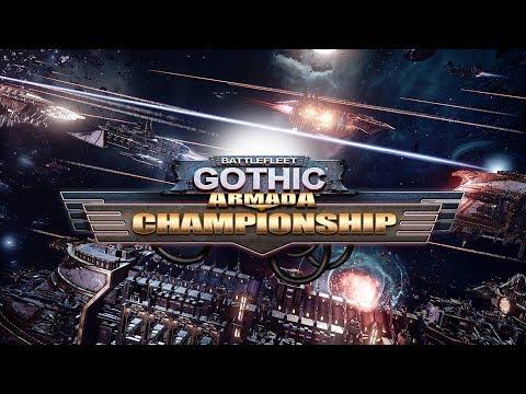 Battlefleet Gothic: Armada ► Championship + Thoughts on the future
