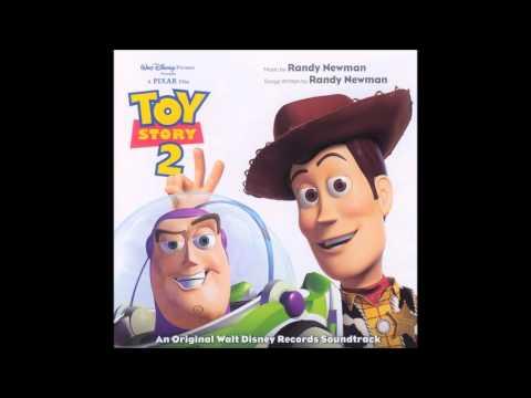Phone toy story 2 soundtrack list