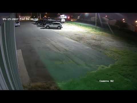 Adan Sanchez-Gallegos crash video