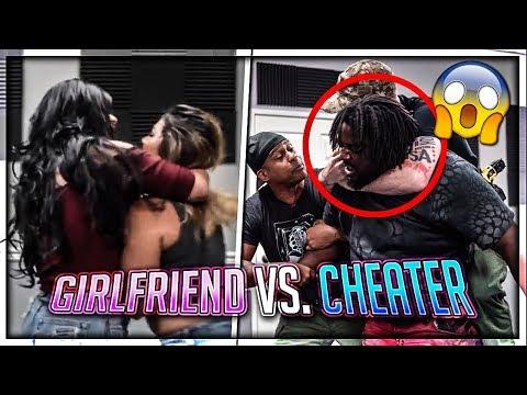 Lie Detector Test Catches Girlfriend Cheating...