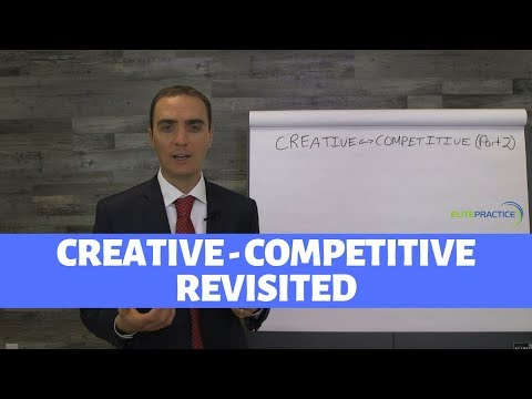 CREATIVE-COMPETITIVE REVISITED