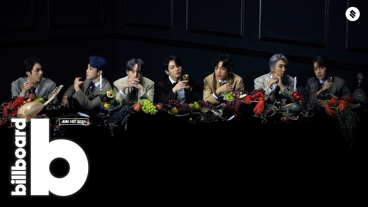 '차트 점령', BTS & 올리비아 로드리고 / 2021년 6월 1주차 빌보드 싱글 차트