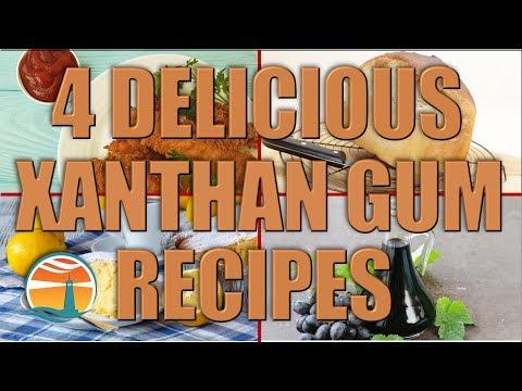 4 Delicious Xanthan Gum Recipes   Gluten-Free