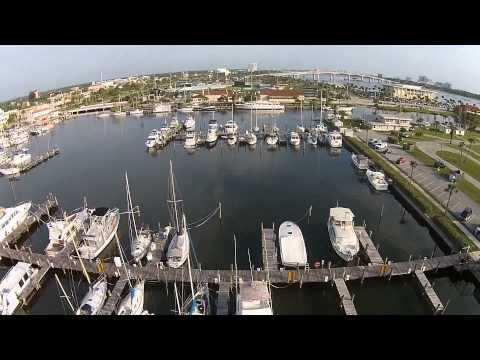 Halifax Harbor Marina, Daytona Beach Florida