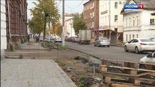 Дорожные ремонты в Костроме выходят на финишную прямую