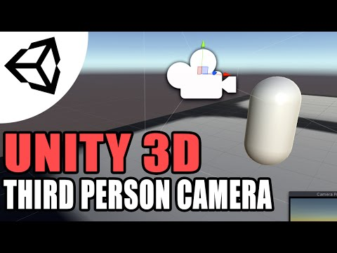 Unity 5 Third Person Camera TutorialC  Unity 3d