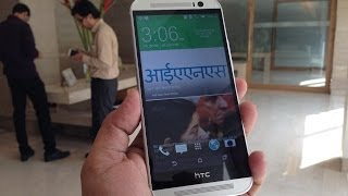 2014 HTC One M8 Hands on Review, Camera, Features, Price, Comparison, Software and Full Overview HD