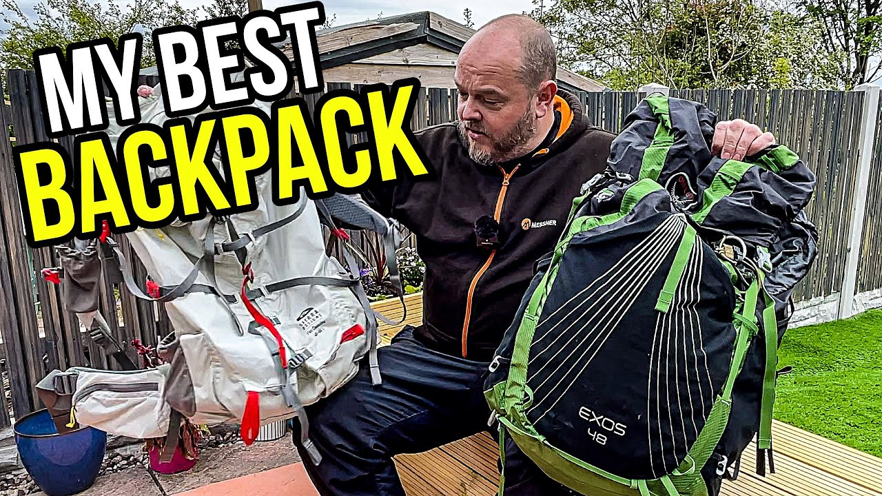 If I could only have ONE backpack for all my CAMPING trips.