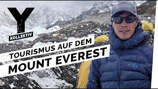 Mount Everest - Klettern für die Träume anderer am höchsten Berg der Welt