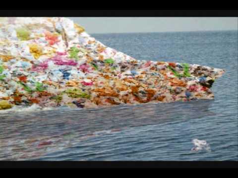 plastic is al around us