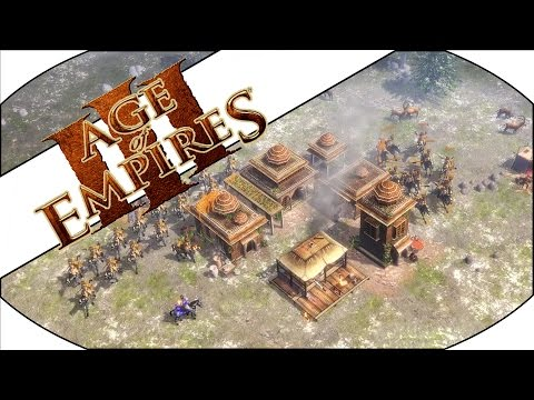OUTNUMBERED - Age of Empires III Multiplayer Gameplay!