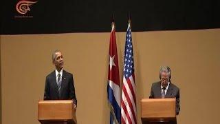 أوباما للكوبيين: حان وقت رفع الحظر    23-3-2016