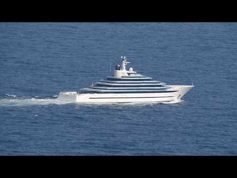 Yacht Jubilee, 110 m. 2017